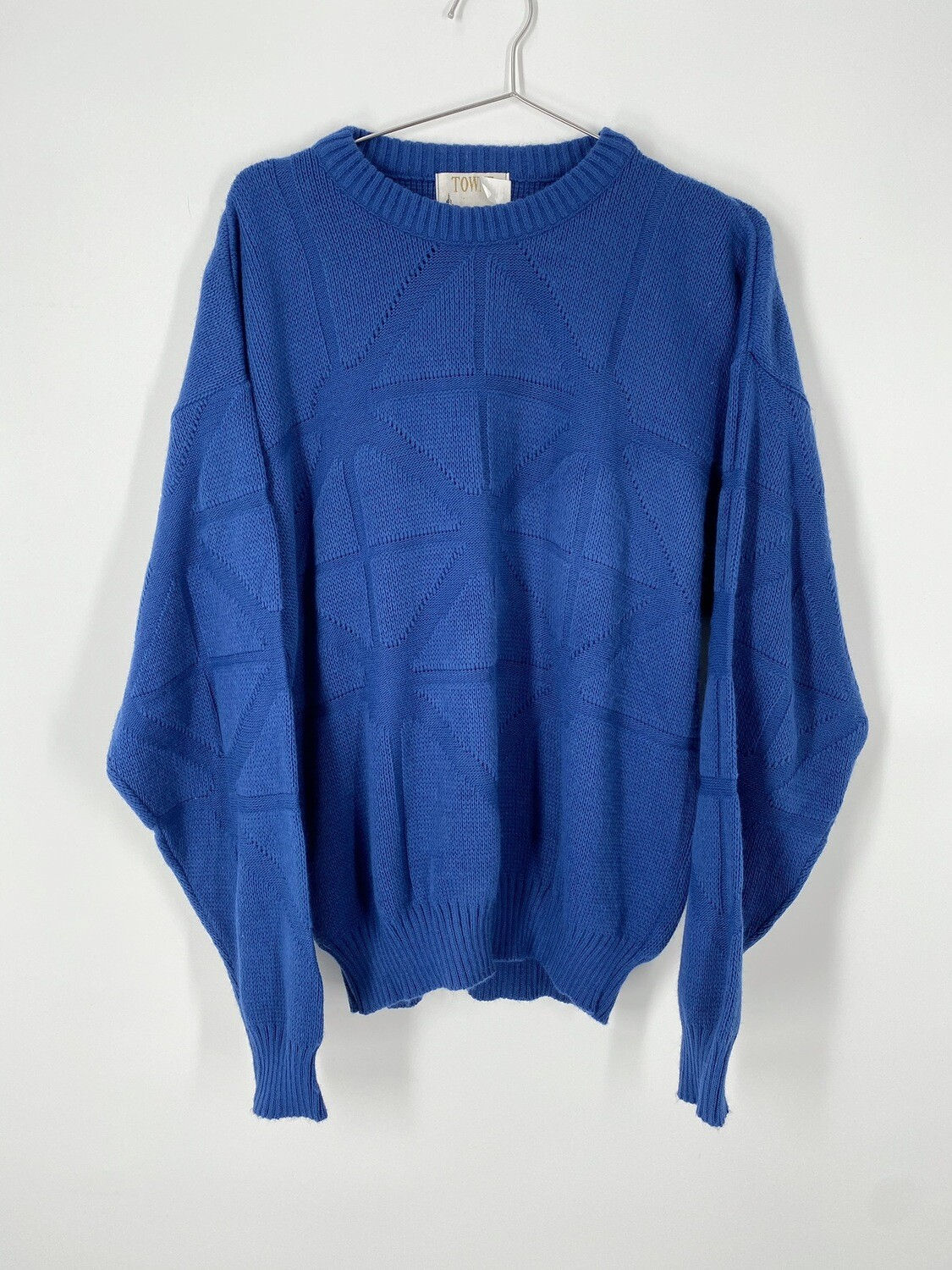 Towne By London Fog Sweater Size Large