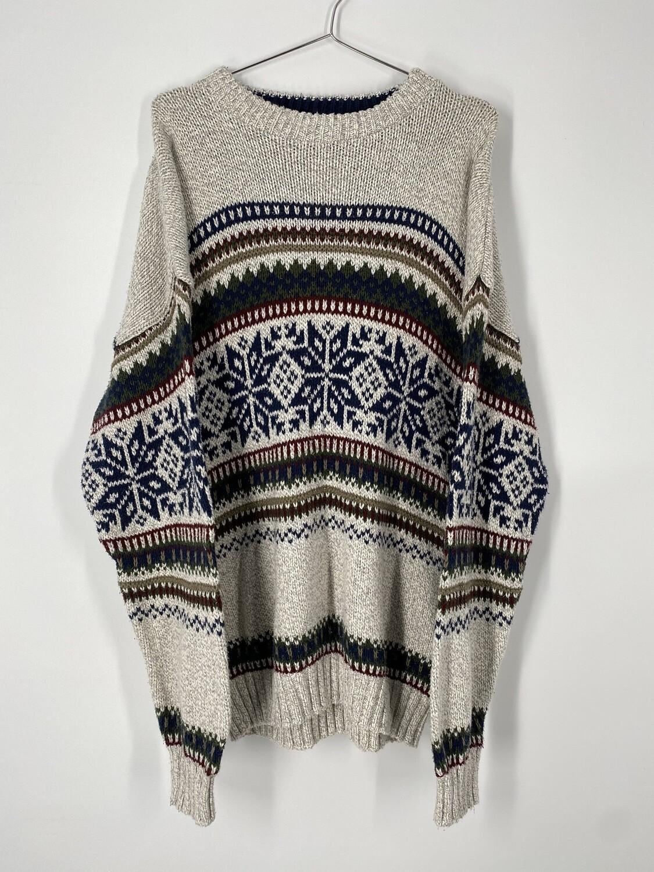 Fieldmaster Sweater Size Large