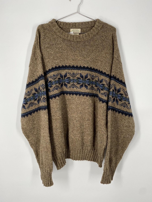 St John's Bay Sweater Size Large
