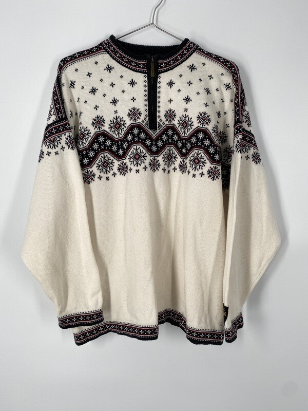 Dale Of Norway Sweater Size Large
