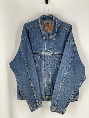 Levi's Denim Jacket Size L