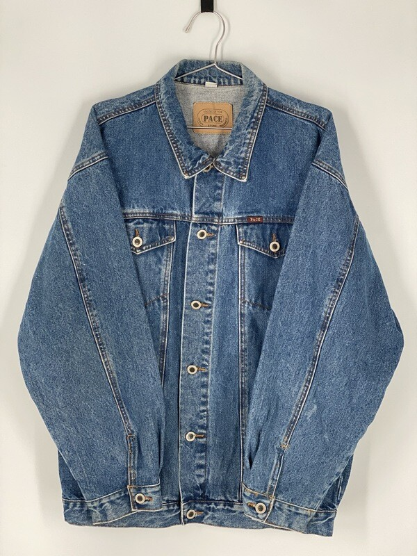 Pace Denim Jacket Size XL