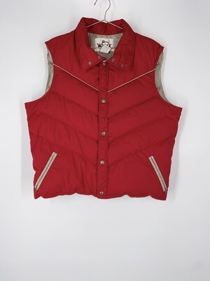 Woolrich Puffer Vest Size L