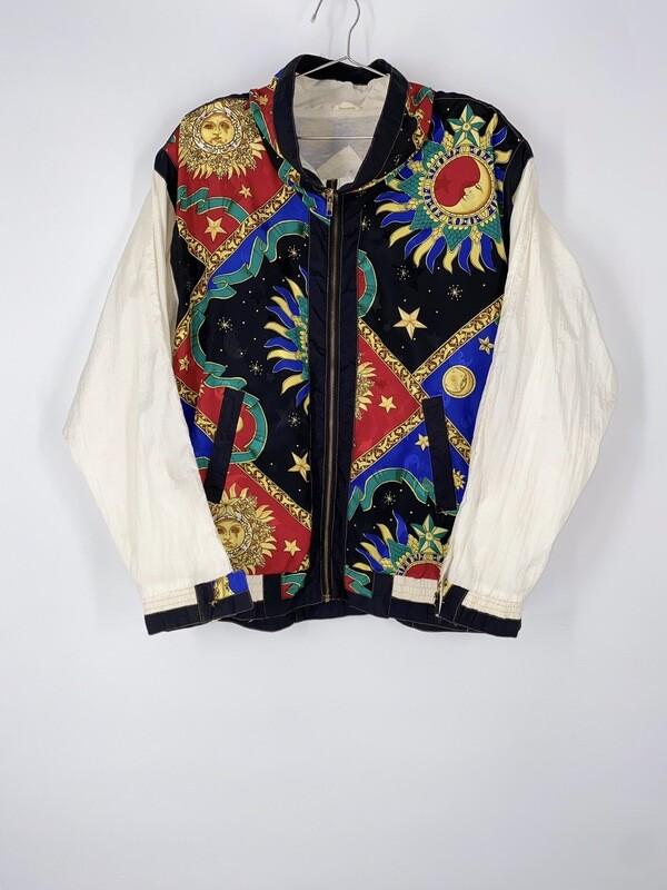 Bob Mackie Celestial Jacket Size L