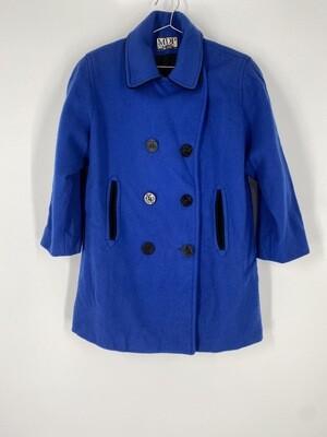 MDP Blue Heavy Coat Size L