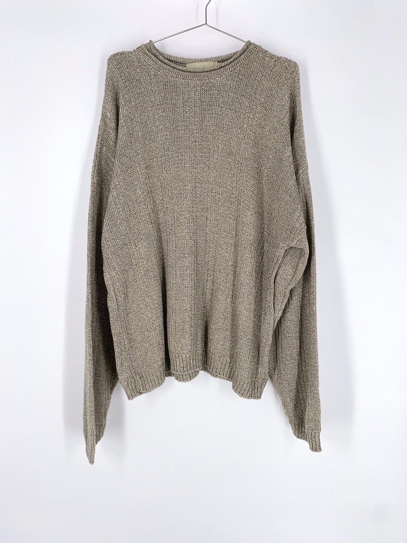 Grey Sweater Size L