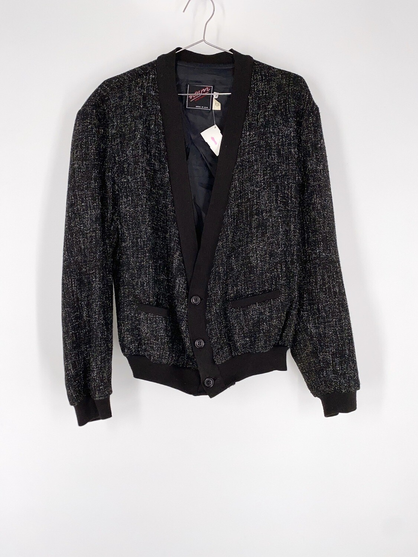 Black Cardigan Size M
