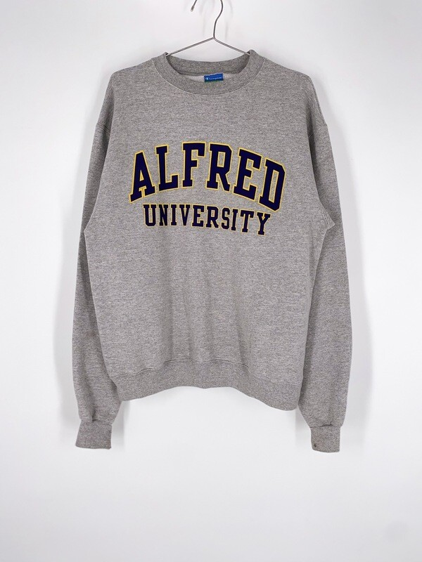 Alfred University Crewneck Size M