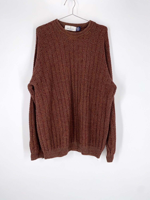 Bill Blass Maroon Sweater Size L