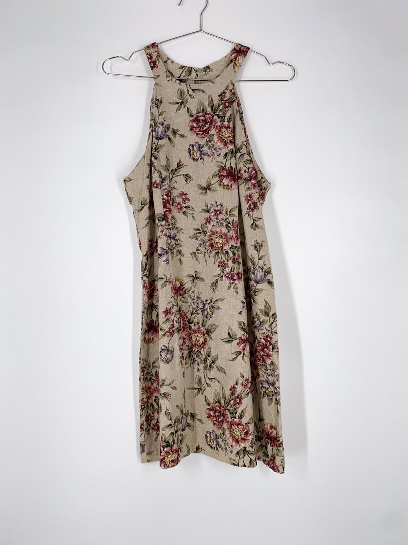 Floral Tank Dress Size M