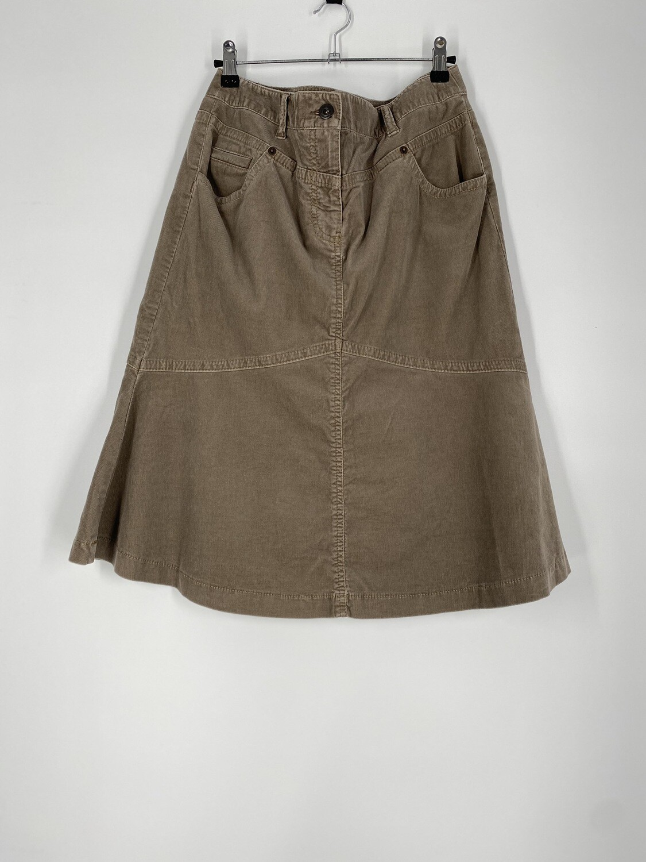 Ann Taylor Loft Tan Skirt Size M