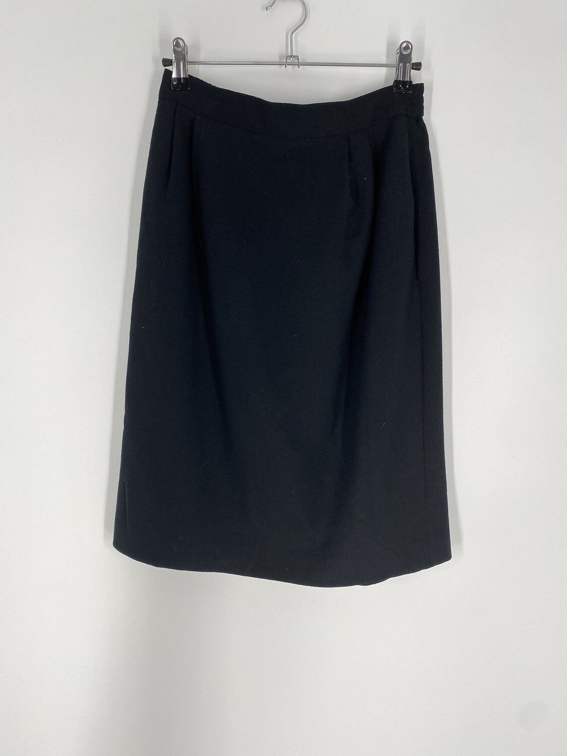 Talbots Black Skirt Size M