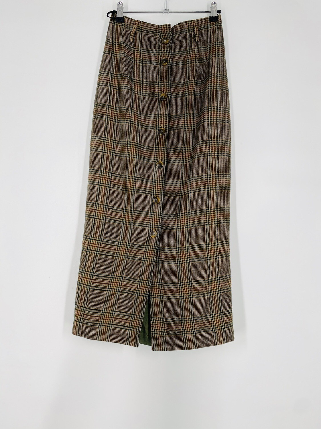 JH Collectibles Plaid Skirt Size S