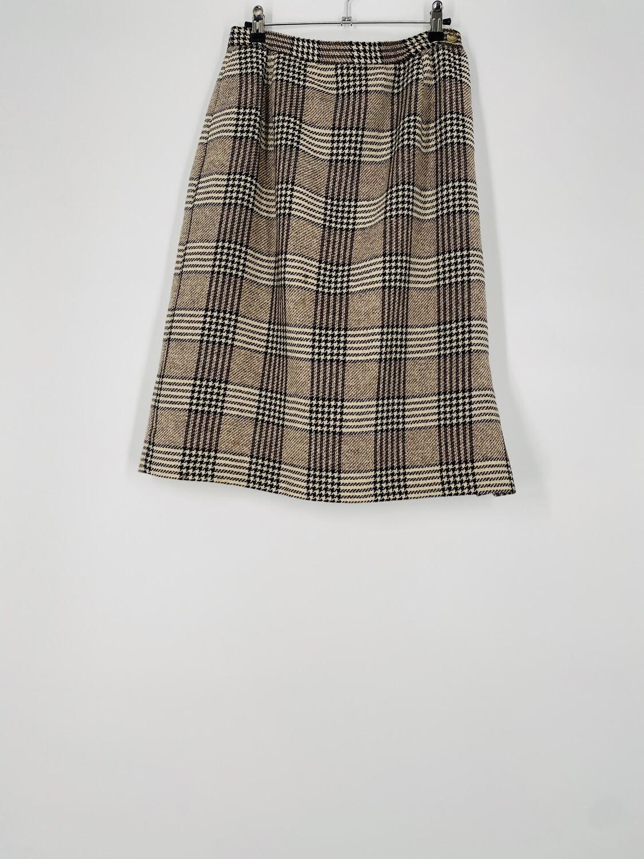 Liz Claiborne Plaid Skirt Size L