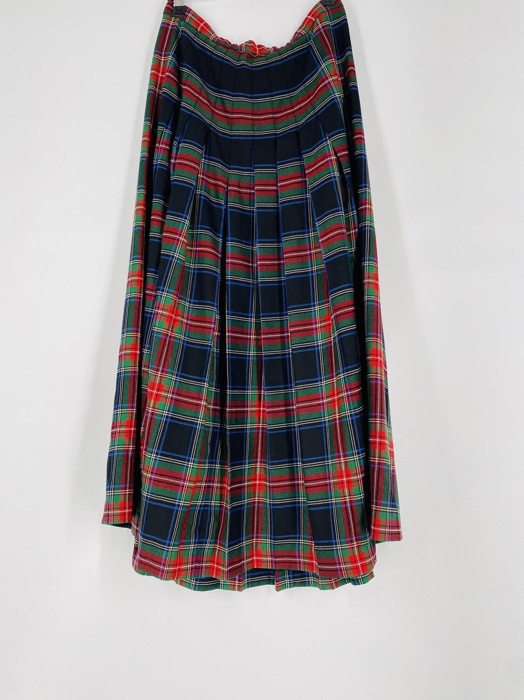 Pendleton Plaid Skirt Size M