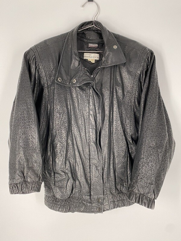 Leather By Tibor 80's Jacket Size S