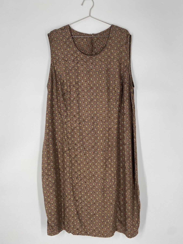 Printed Tank Dress Size M