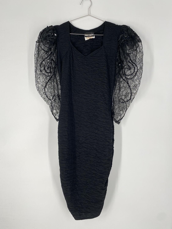 Mayvens Of California Vintage 80's Dress Size M