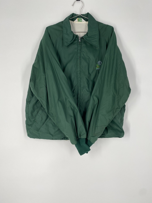 Tourney Green Lightweight Jacket Size L