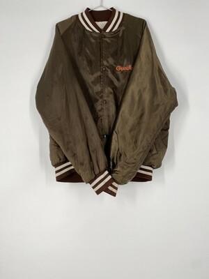 Brown Lightweight Jacket Size M