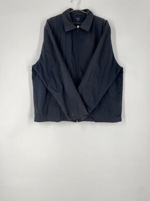 Brooks Black Lightweight Jacket Size XL