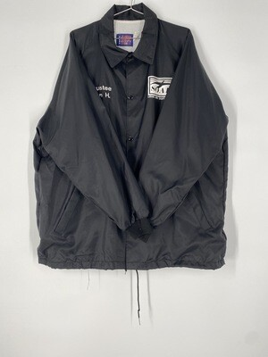 ASW Black Lightweight Jacket Size L