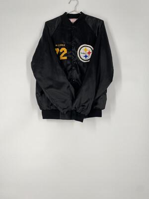 Steelers Lightweight Jacket Size M