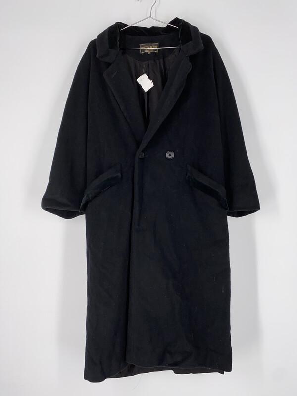Kristen Blake Long Wool Heavy Coat Size S 6P