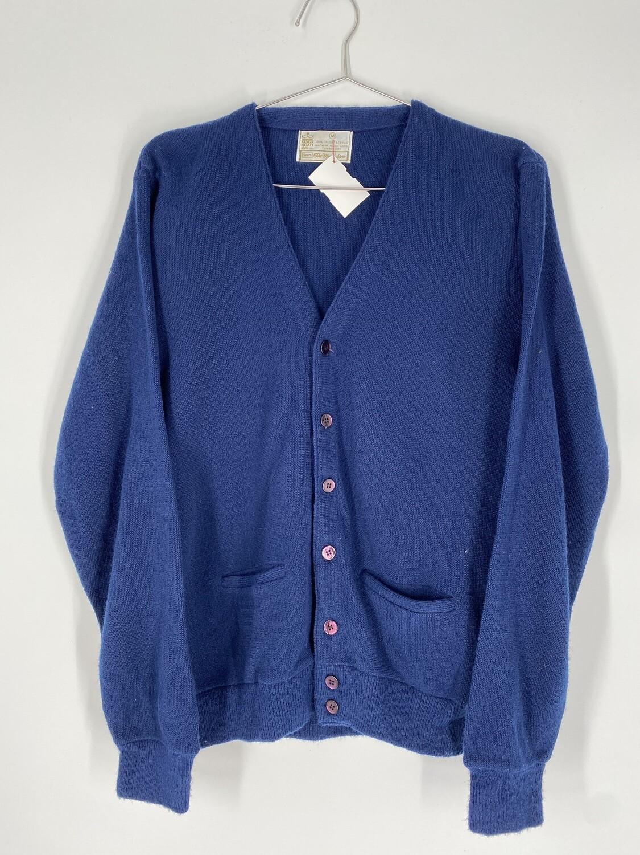 Dark Blue Cardigan Size M