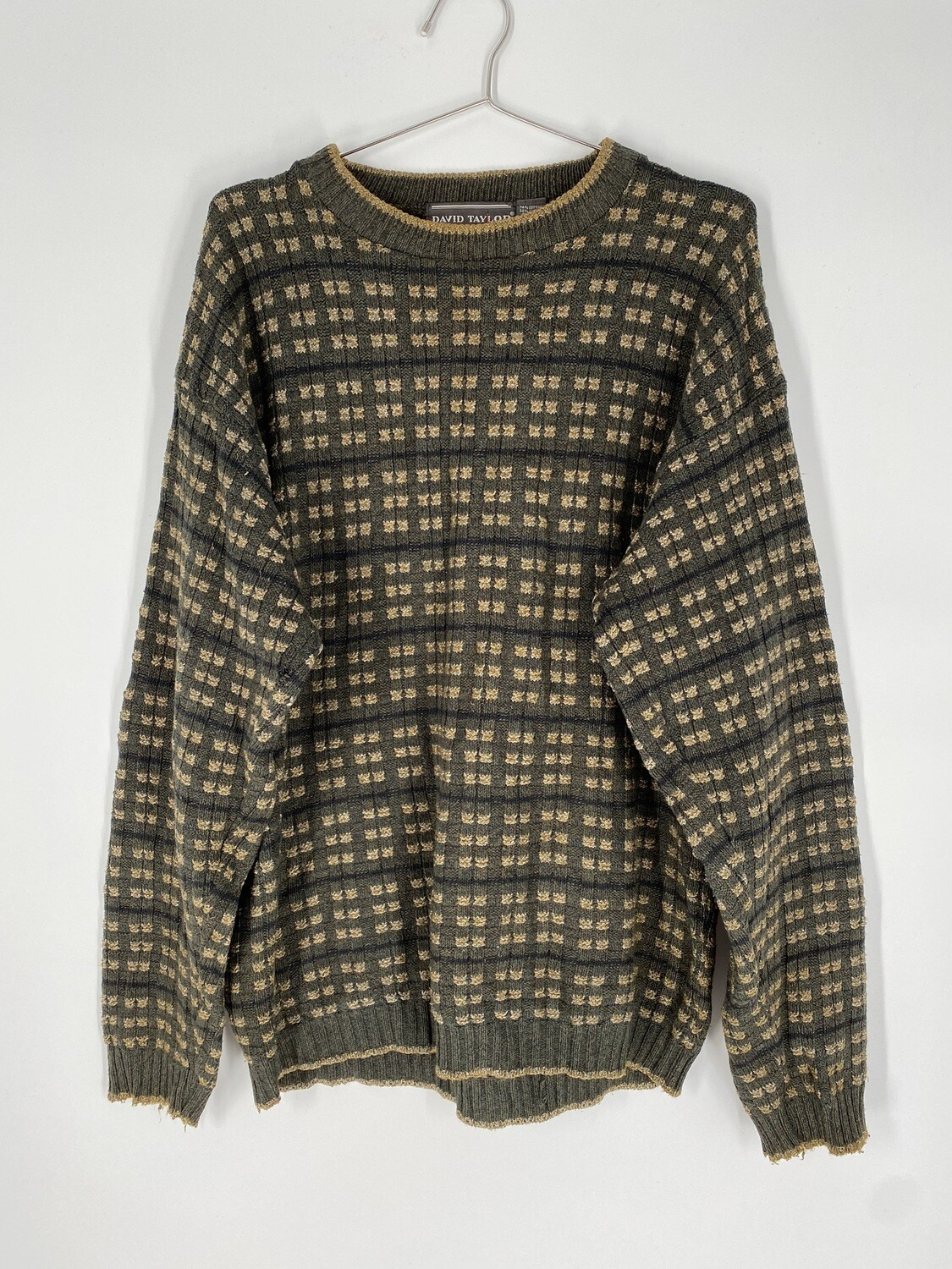 Forest Green Sweater Size S