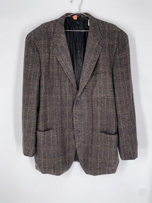 Joseph Abboud American Soft Multicolored Tweed Size M