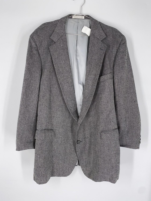 Mark Alexander Tailored Light Grey Blazer Size L
