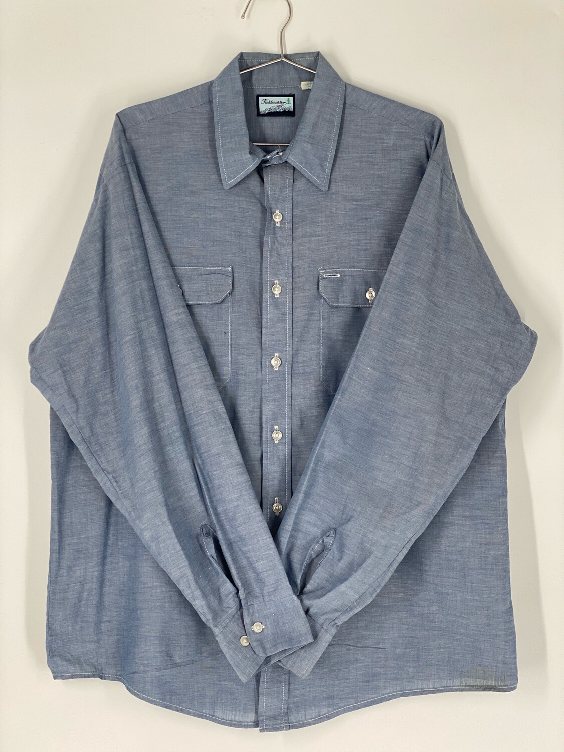 Fieldmaster Button Up Size XL