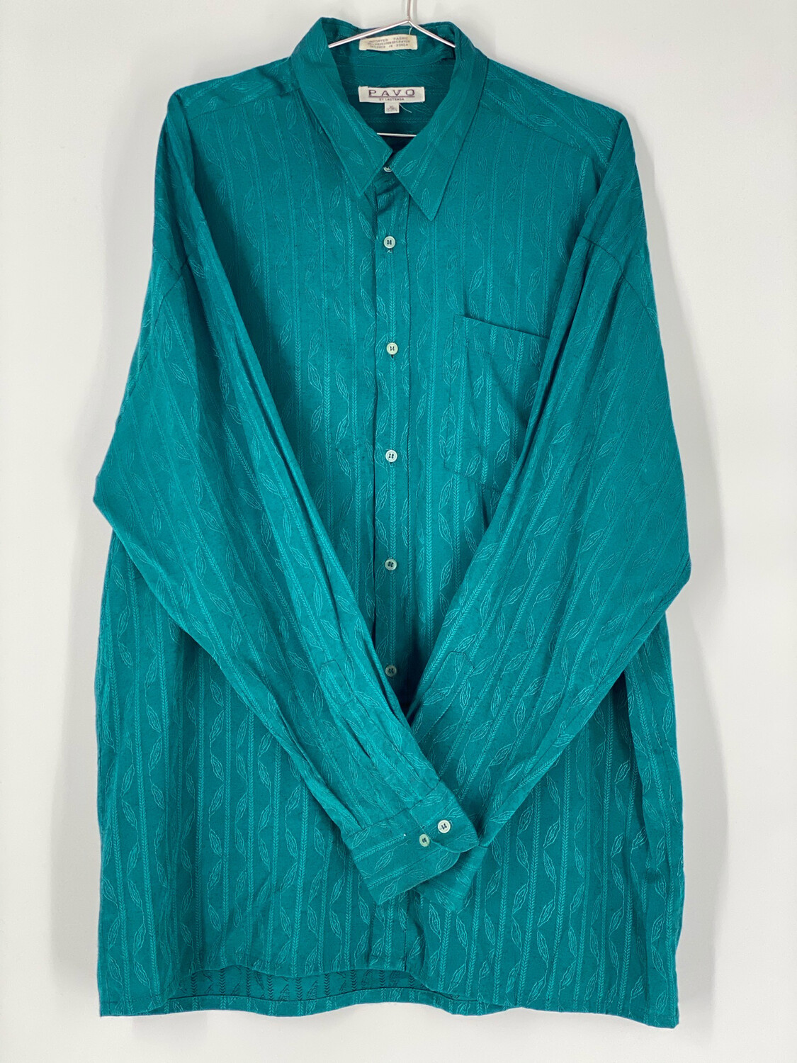 Pavo By Lastrada Button Up Size XL