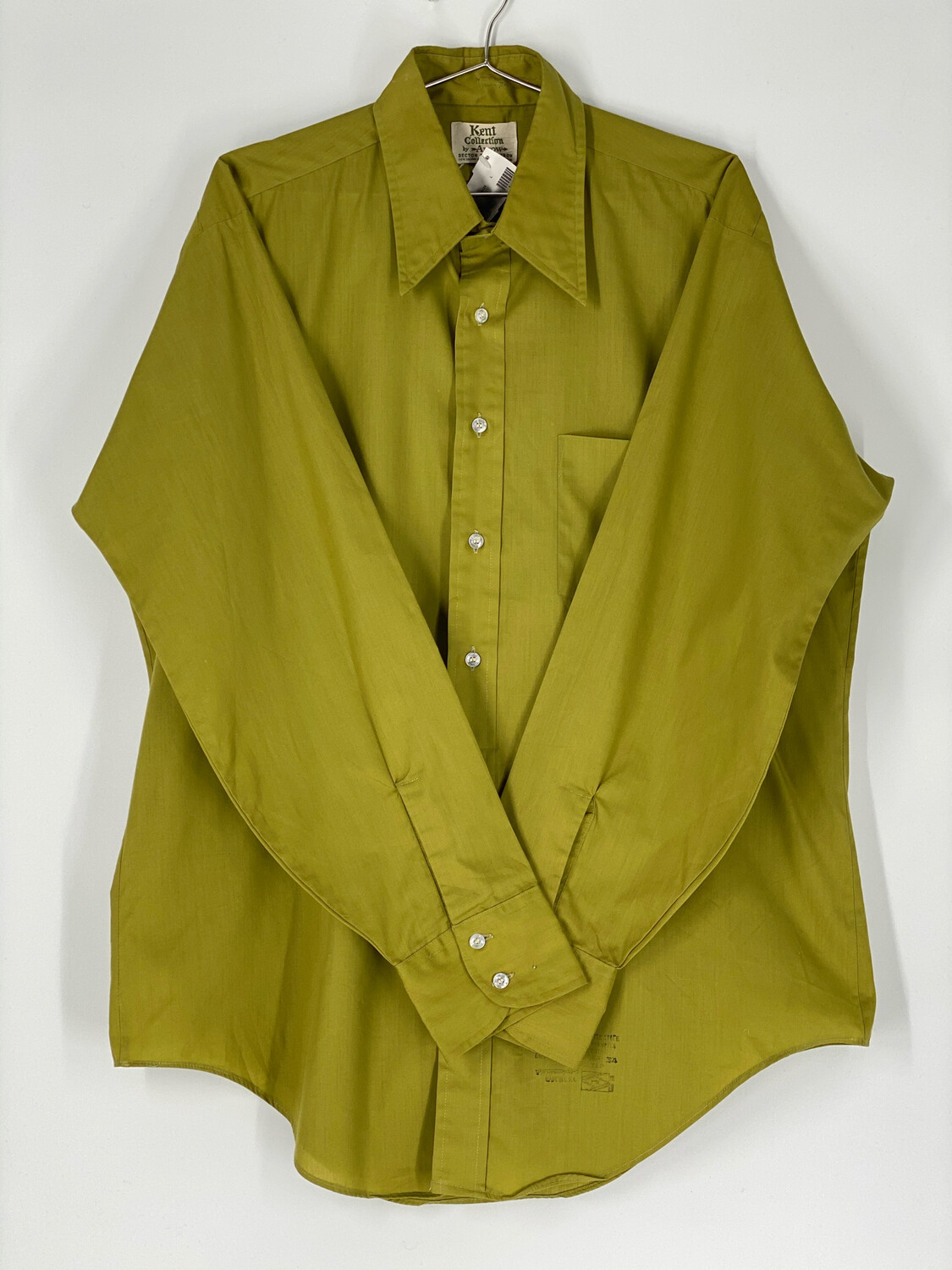 Kent Collection By Arrow Button Up Size Large