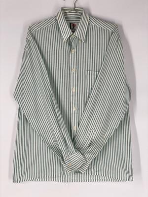 D'Vassi Striped Button Down Size Medium