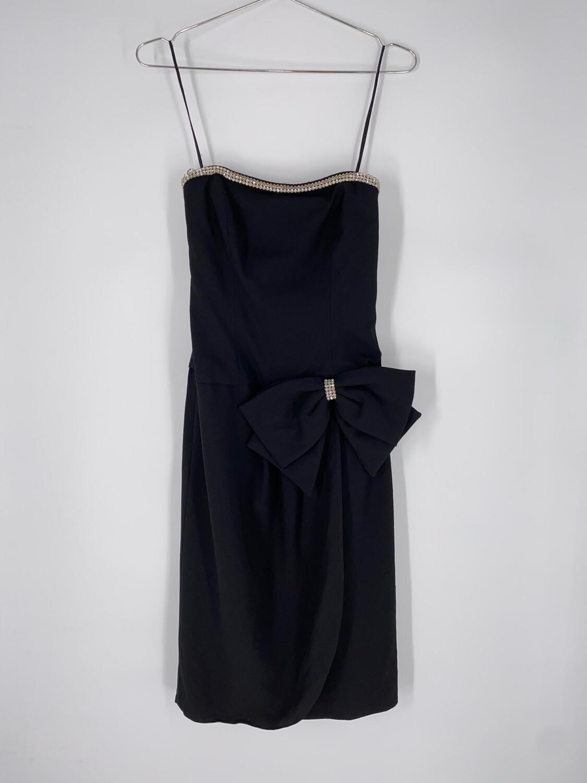 Black Diamond Dress Size S