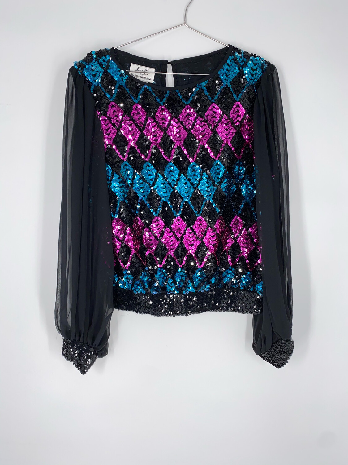 Andree Gaye Women's Top Size L