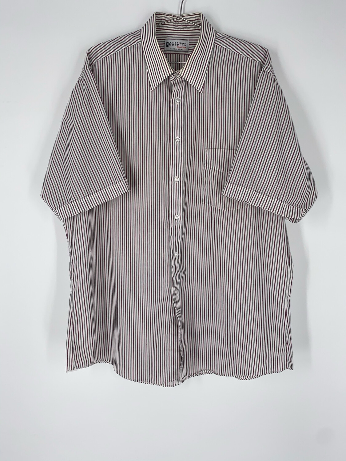 The American Edition Button Up Size Large