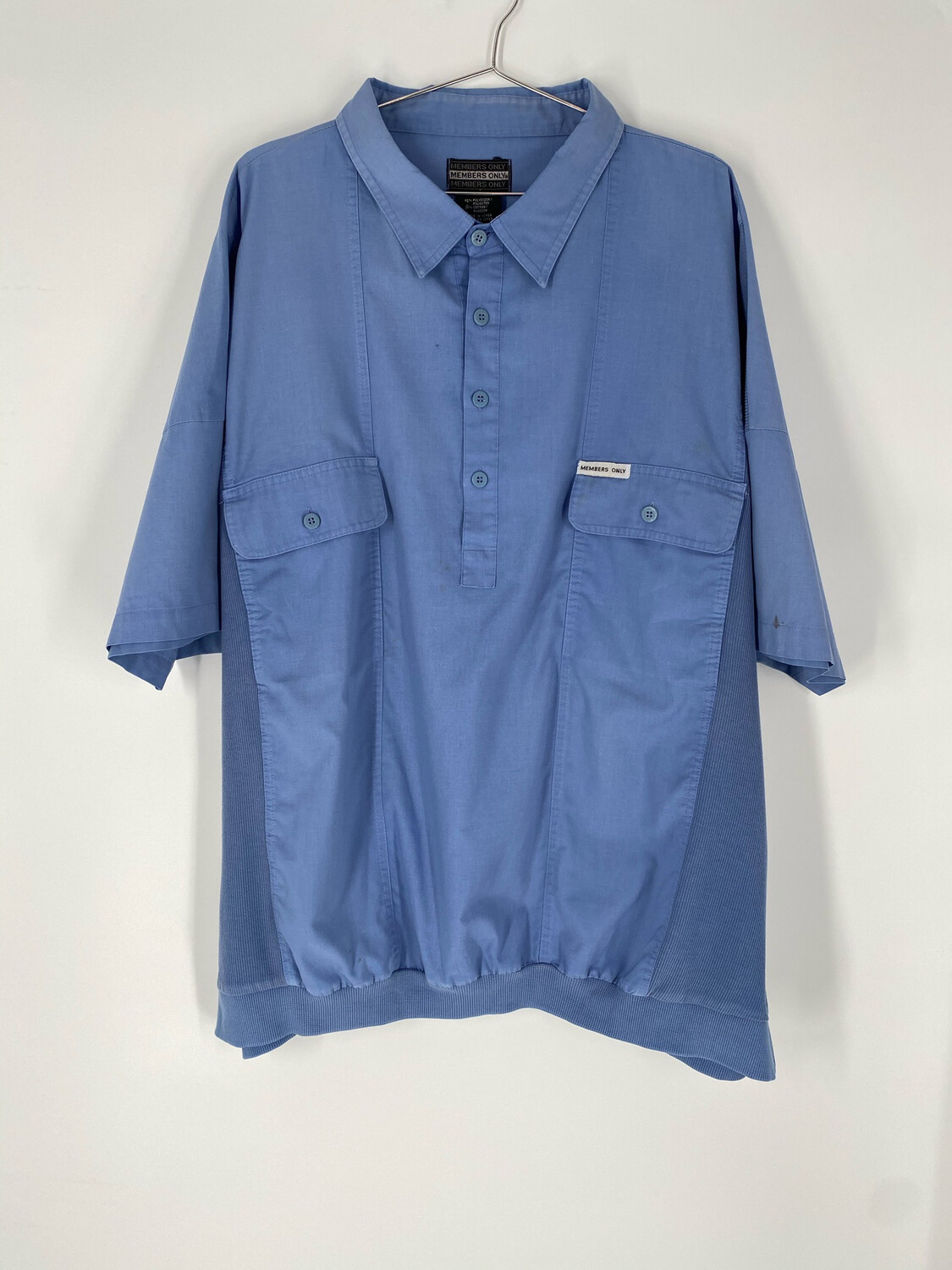 Members Only Button Up Size 3X