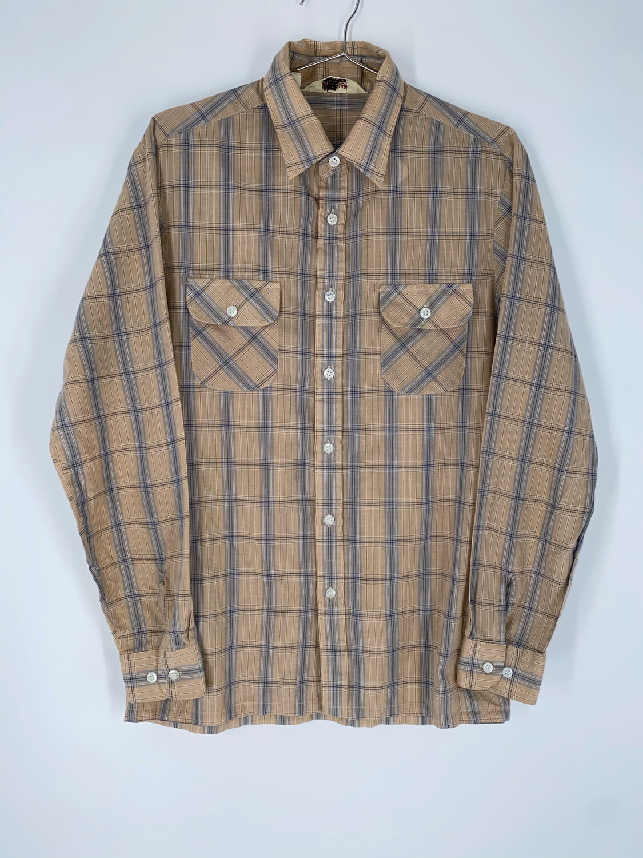 Levi's Wildfire Sportswear Button Up Size Medium