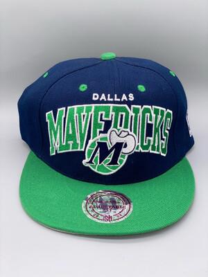 Vintage Dallas Mavericks Snapback
