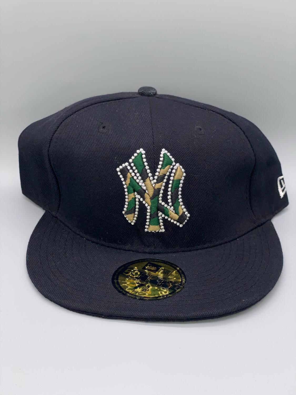 Y2K New York Yankees size 7 5/8