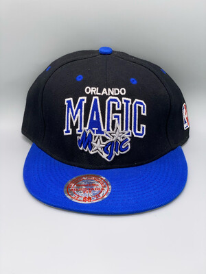 Vintage Orlando Magic NBA SnapBack