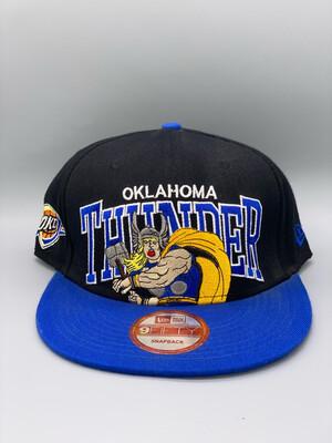 Oklahoma Thunder SnapBack
