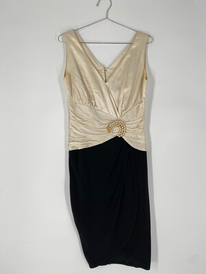BB Collections Evening Dress Size M