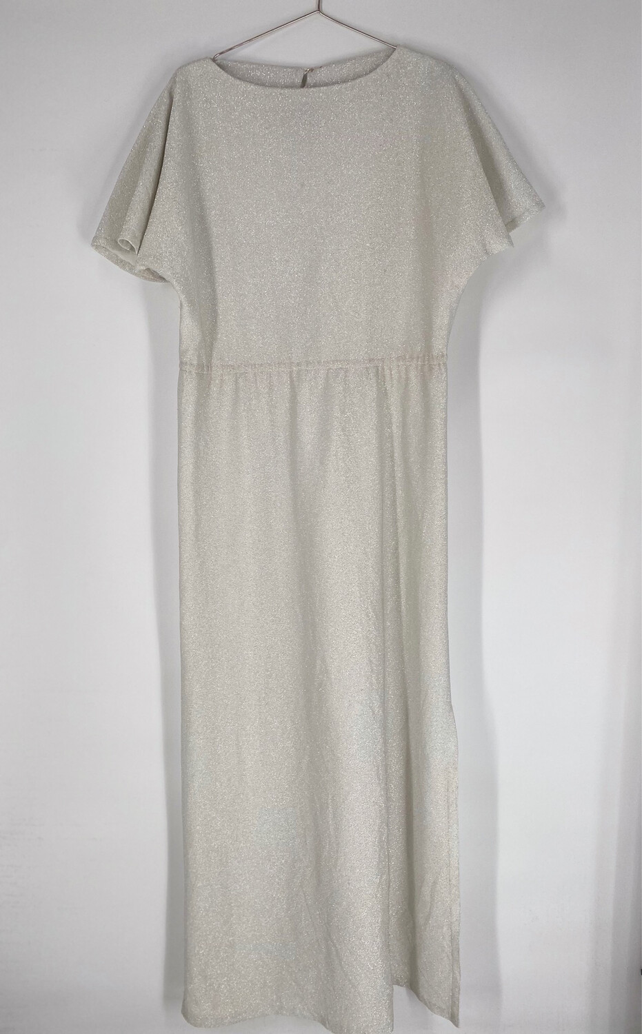 Grey Sparkle Dress Size L