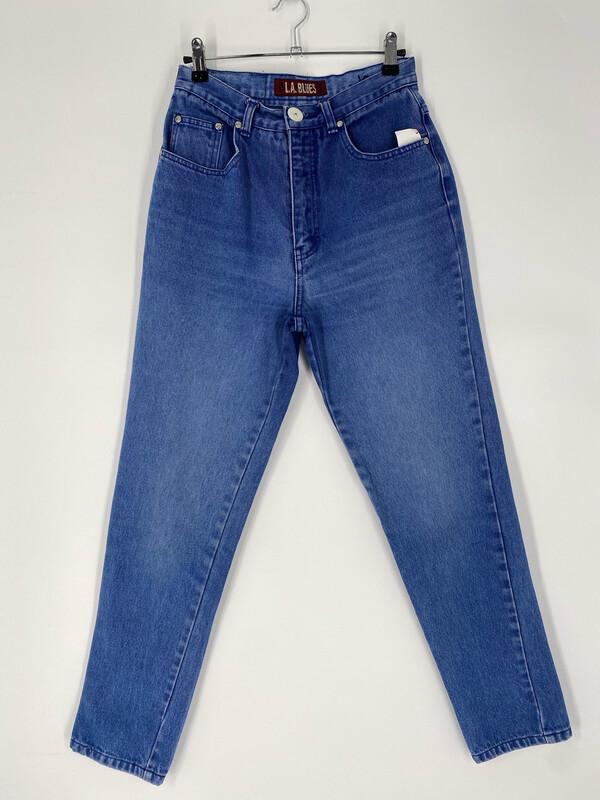 L.A. Blues High-Waist Cigarette Jeans Size 26