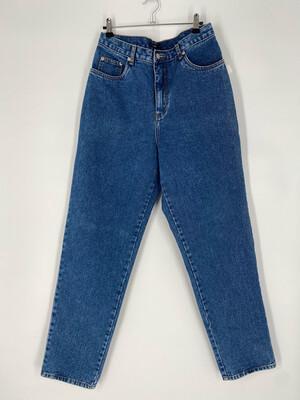 Bill Blass High-Waist Boyfriend Jean Size 10