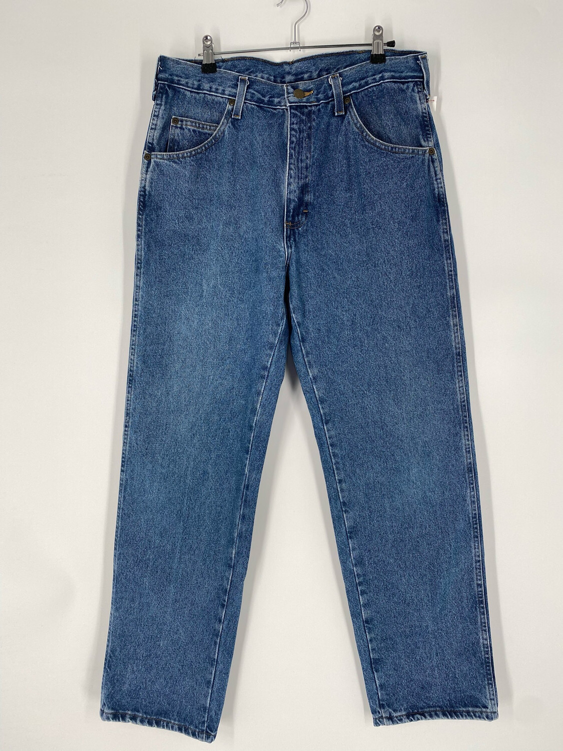 Wrangler Relaxed Fit Jean Size 34
